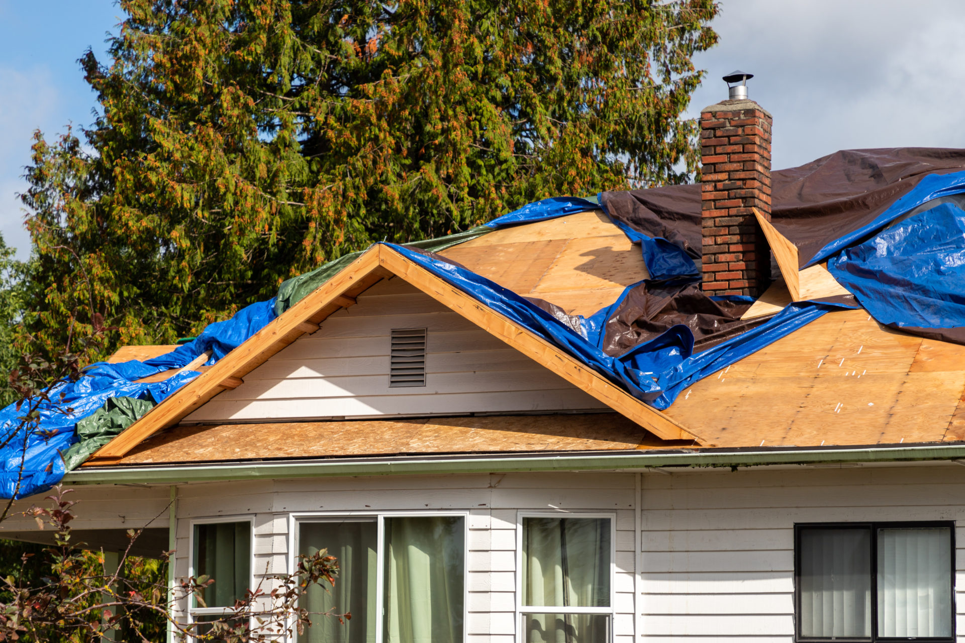 Roofing Tear Off | Roofing Company | Rocky Mountain Roofs